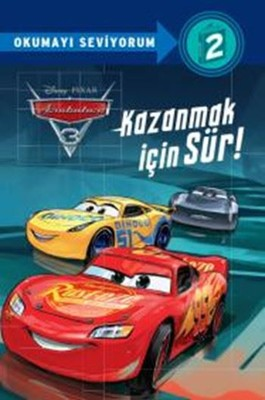 Okumayı Seviyorum Arabalar 3-Kazanmak İçin Sür!