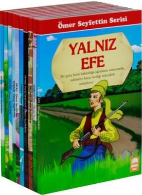 Ömer Seyfettin Okuma Serisi 10 Kitap Takım