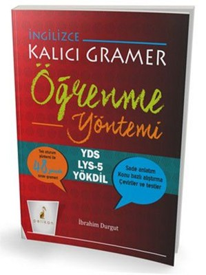 YDS-YKS Dil İngilizce Kalıcı Gramer Öğrenme Yöntemi