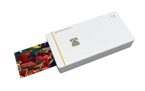 Kodak Mini Pm-210W Beyaz Wi-Fi & Nfc Fotoğraf Yazıcı