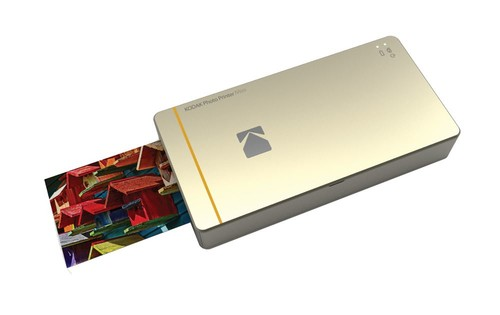 Kodak Mini Pm-210G Altın Rengi Wi-Fi & Nfc Fotoğraf Yazıcı