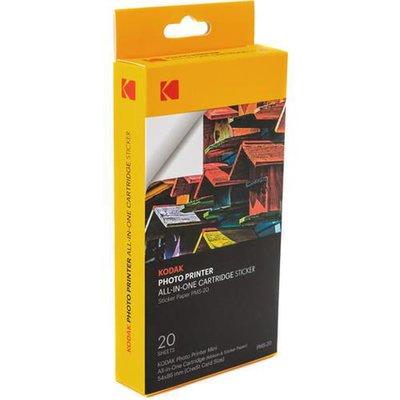 Kodak Pms-20 Yapışkanlı Mini Yazıcı Kartuş Seti 20 Sayfa