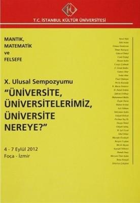 Mantık,Matematik ve Felsefe 10.Ulusal Sempozyumu