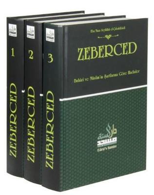 Zeberced-3 Cilt Takım