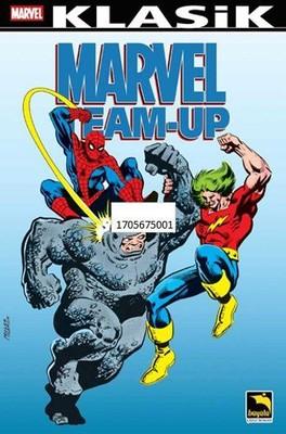 Marvel Team Up Klasik Cilt 9