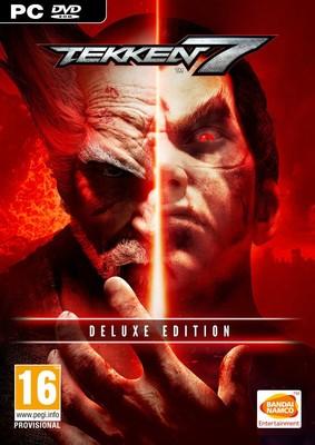 PC Tekken 7 Deluxe Edi.