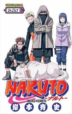 Naruto 34. Cilt