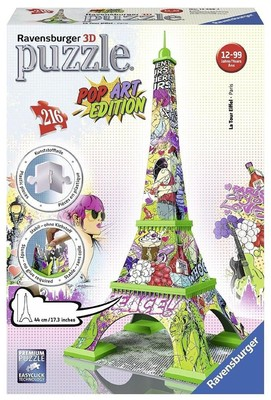 Rav-Puz.3D Pop Eyfel 125982