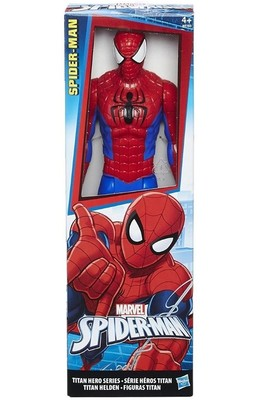 Spiderman Figür Film Titan Hero B9760