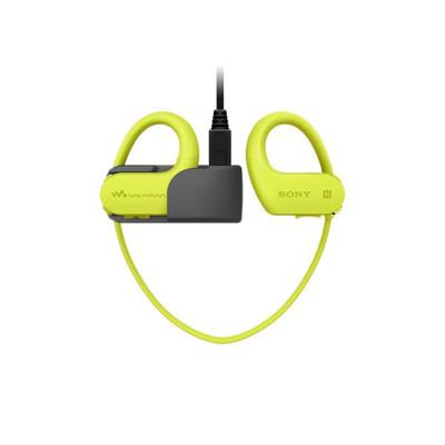 Sony Bluetooth 4 Gb Mp3 Player NWWS623G.CEW Sarı