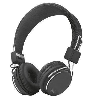 Trust Urban Ziva Headphone-Siyah