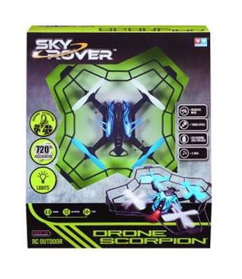 Auldey 858200 Sky Rover Scorpion Drone