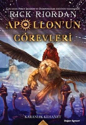 Apollon'un Görevleri 2-Karanlık Kehanet