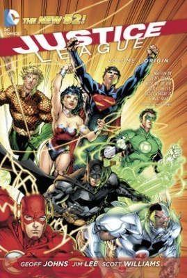 Justice League Volume 1: Origin