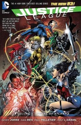 Justice League Volume 3: Throne of Atlantis