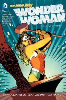Wonder Woman 2: Guts