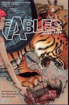 Fables Volume 2: Animal Farm