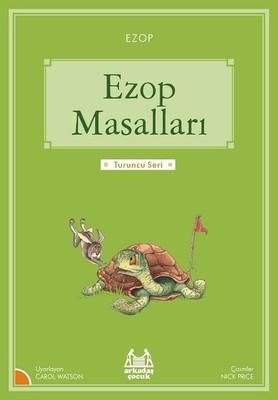 Ezop Masalları-Turuncu Seri