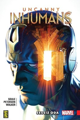 Uncanny Inhumans 2 Sessiz Oda