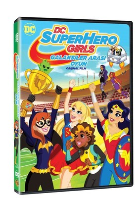 Dc Super Hero Girls:Intergalactic Games-Dc Super Hero Girls: Galaksiler Arası Savaş