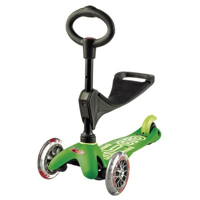 Micro Scooter Mini Green MMD010