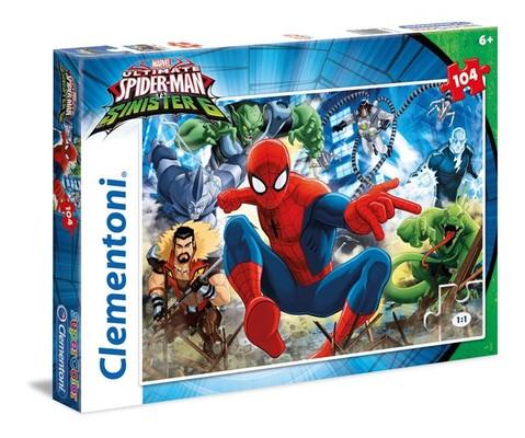 Cle-Puz.104 Spiderman 27988