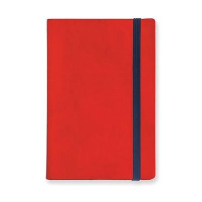 Legami My Notebook L-Kareli Kırmızı
