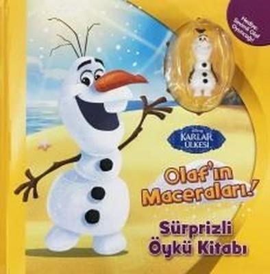 Karlar Ülkesi Olaf'ın Maceraları Sürprizli Öykü Kitabı