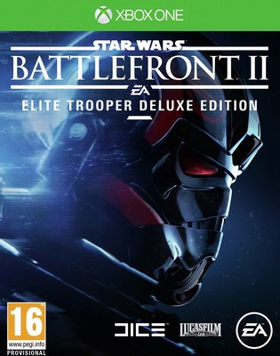 EA Star Wars Battlefront II Deluxe Edition XBOX One Oyun