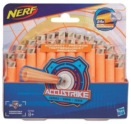 Nerf-Accu.Dart 24'lü Yedek C0163