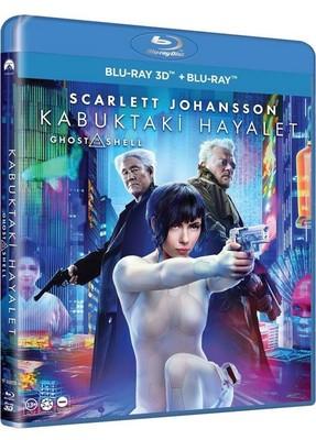 Ghost In The Shell-Kabuktaki Hayalet