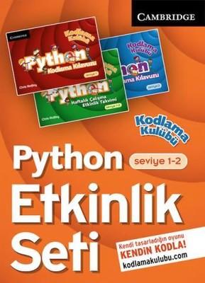 Python Etkinik Seti-Kodlama Kulübü Seviye 1-2