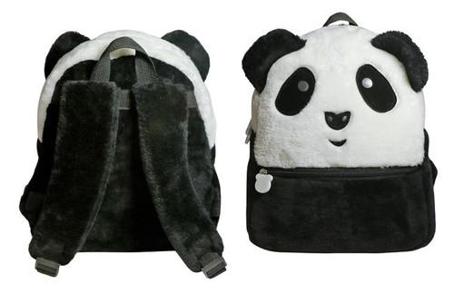 Pavv Anaokulu Çantası Panda Peluş