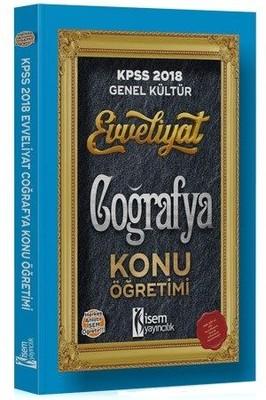 KPSS 2018 Coğrafya Konu Öğretimi