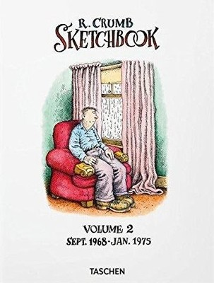 Robert Crumb, Sketchbooks 1968-1975