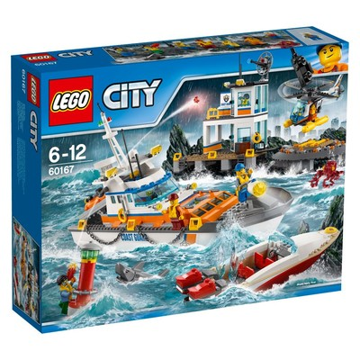 Lego-City CoastGuardHeadQuar.W60167