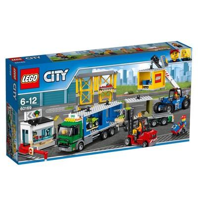 Lego-City Cargo Terminal W60169