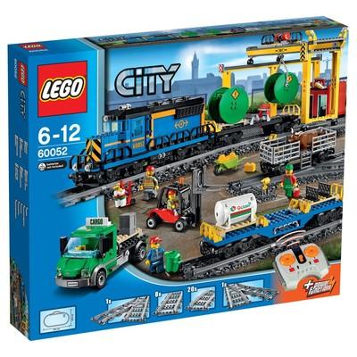 Lego-City Cargo Train W60052