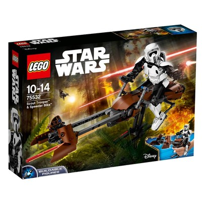Lego-SW ScoutTro.SpeederBike W75532