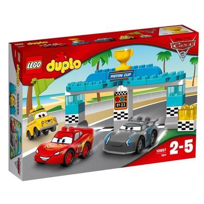 Lego Duplo Disney Cars Piston Kupası Yarışı 10857