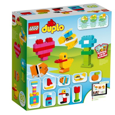 Lego-Duplo My First Bricks W10848