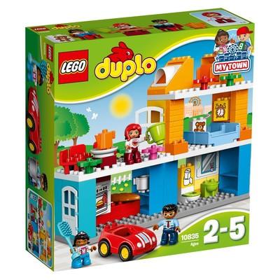 Lego-Duplo Family House W10835