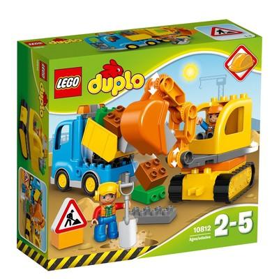 Lego-Duplo Truck&Track.Excav.W10812