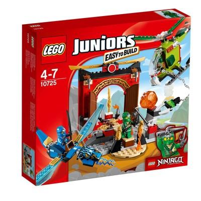 Lego-Juniors Lost Temple W10725