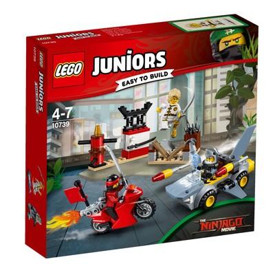Lego-Juniors Shark Attack W10739