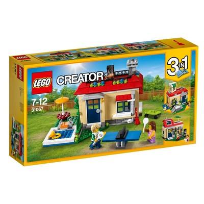 Lego Creator Modular Poolside Holiday 31067
