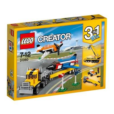 Lego-Creator Airshow Aces W31060