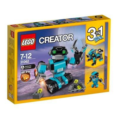 Lego-Creator Robo Explorer W31062