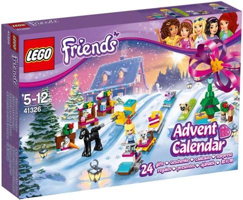 Lego-Friends Advent Calendar W41326