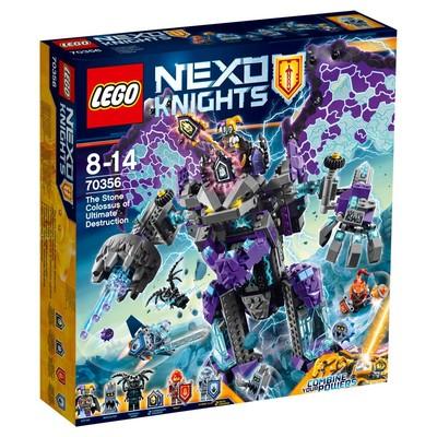 Lego-NexoKnig. TheSt.Co.Ul.D.W70356